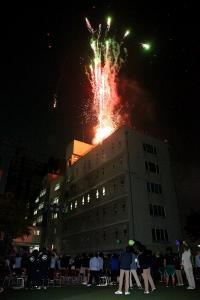 열린음악회 불꽃놀이