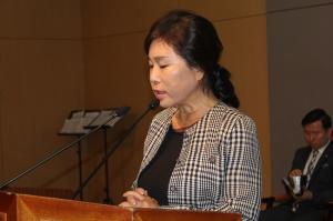 김은미 교장선생님 취임
